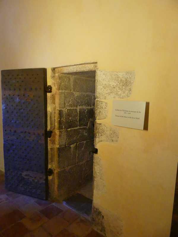 Ile Sainte Marguerite le patrimoine