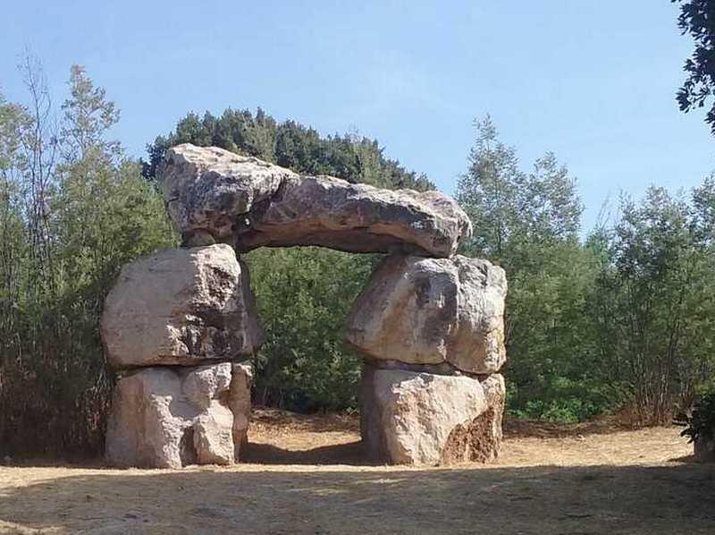 le dolmen de cannes