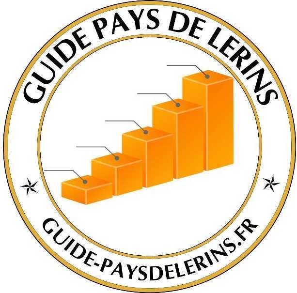 Les statistiques de fréquentation de guide-pays de Lérins