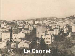 Le Cannet pays de Lérins