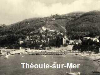 Théoule-sur Mer pays de Lérins